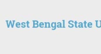 West Bengal B.Ed Results 2016 Barasat University Name Wise Marks