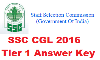 SSC CGL Tier 1 Morning Shift Answer Key