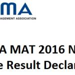 AIMA MAT 2016 Name Wise Result Declared, MAT Result 2016 with Marks, Cutoff, Merit List