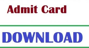 WBSSC Clerk Admit Card 2016, Download www.westbengalssc.com WBSSC Group D Exam Hall Ticket