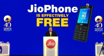 Reliance Jio 4G Phone Online Booking, Jio Mobile Pre Registration Free Rs 0 | Features | Specifications | Launch Date