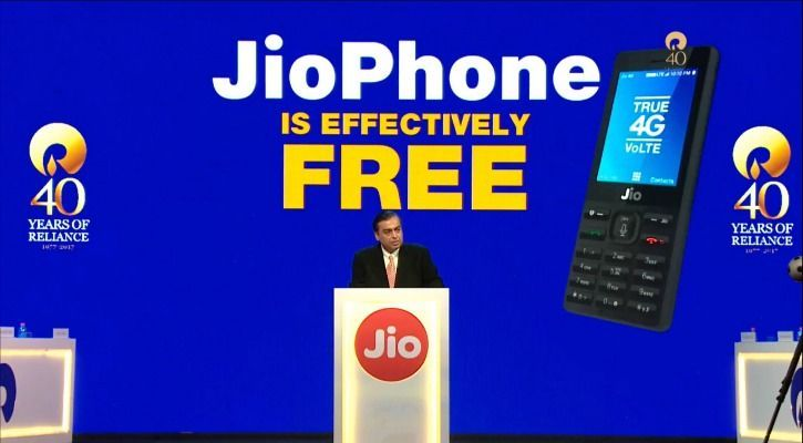 How to Buy Jio Rs.0 Phone Online, Booking 2017, Reliance Jio 4G Phone Online Booking