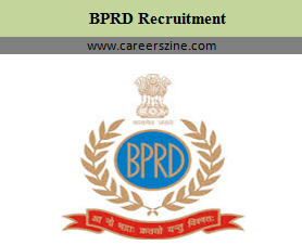 BPRD Recruitment 2018
