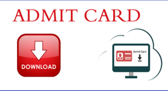 MSCWB Junior Assistant Admit Card 2018 Written Examination Date